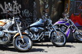 Harley-davidson — Foto Stock