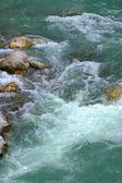 Acqua di fiume — Foto Stock