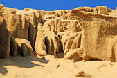 Zand, duinen — Stockfoto