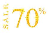 出售 70 — 图库照片