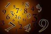 Numerology (the ancient science). — Stock Photo