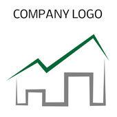 Το λογότυπο της εταιρείας — Διανυσματικό Αρχείο