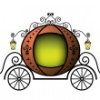 Stock Vector: Carriage