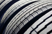Truck tires — Stock Photo