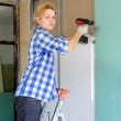Young worker — Stock Photo #8897397