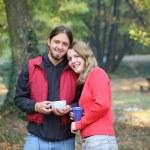 Love couple — Stock Photo #8897761