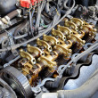 Modern engine — Stock Photo #8899788