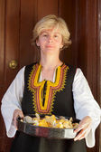 Folk costume — Stockfoto