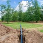 Water supply — Stock Photo #8910683