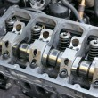 Car engine — Stock Photo #8926338