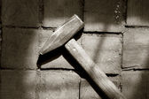 Hammer — Stock Photo