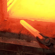 Metallurgy — Stock Photo