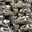Car engine detail — Stockfoto #9056506
