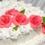 Wedding cake — Stock Photo #9066436
