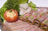 Gourmet food — Stock Photo
