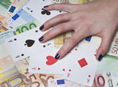 Gambling — Stock Photo