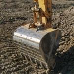 Excavator — Stock Photo #9117723
