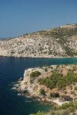 タソス島ギリシャ — ストック写真