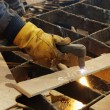 Plasma cutting — Stock Photo #9176421