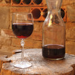 Wine glass — Stock Photo #9178177
