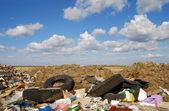 污染 — 图库照片