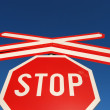 Traffic sign — Photo