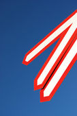 Abstract sign — Stock Photo