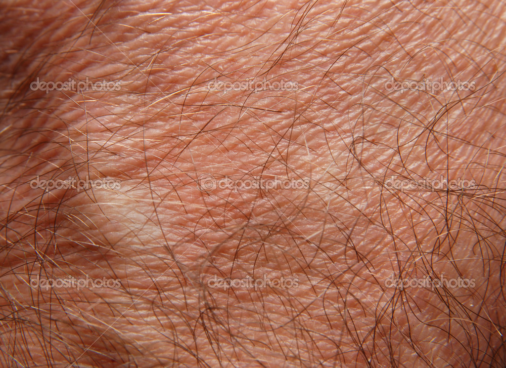 Human skin in close up — Stock Photo #9237460