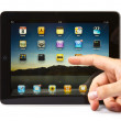 Apple iPad 2 — Stock Photo