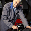 Foto de Stock  : Car mechanic