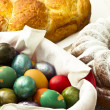Easter Feast — Stock Photo