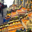 Fruit market - Stock Photo