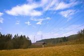 Powerlines — Foto Stock