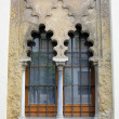 Window of an old house in Cordoba — Stock Photo