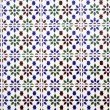Andalusian tiles — Stock Photo
