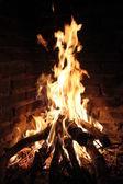 Bonfire — Stock Photo