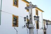 Cristo de los faroles cordoba — Stok fotoğraf