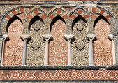 Ornamentation of the mosque in Cordoba — Stock Photo