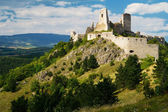 Zřícenina hradu cachtice — Stock fotografie