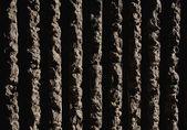 каменная стена в солнечный свет — Стоковое фото