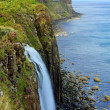 Falls at Kilt Rock, Isle of Skye, Scotland — Stock Photo