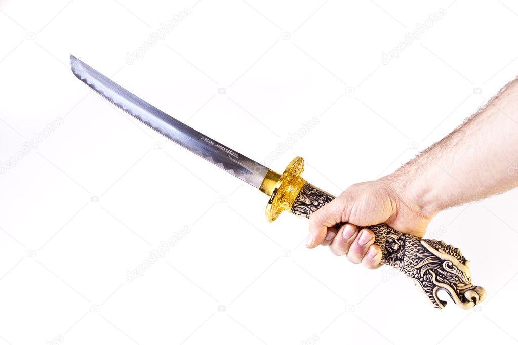 Когда подниму я меч своими руками