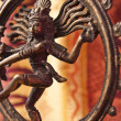 Close-Up of Shiva Statue - Stock Photo