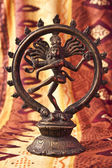 Dancing Shiva Statue — Stock Photo