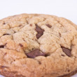 Close-up of Chocolate Chip Cookie — Stock Photo