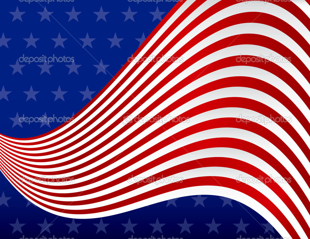 Red White Blue Stripes Background Stars And Stripes Red White