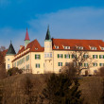 Castle Sankt Martin, Graz Austria — Stock Photo