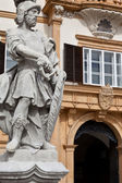 Eggenberg castle in Graz, Austria — Stock Photo