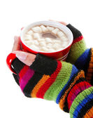 Hot Chocolate for a Cold Day — Stock fotografie