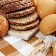 Baked Breads — Stock Photo
